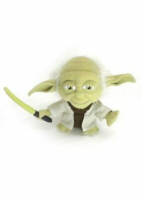 "Star Wars Yoda Figure Super Deformed 7"" Plush Toy, NEW UNUSED"
