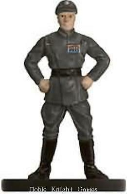 WOTC Star Wars Minis Force Unleashed Star Destroyer Officer NM