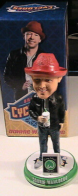 Donnie Wahlberg New Kids On The Block Bobblehead Brooklyn Cyclones Wahlburgers