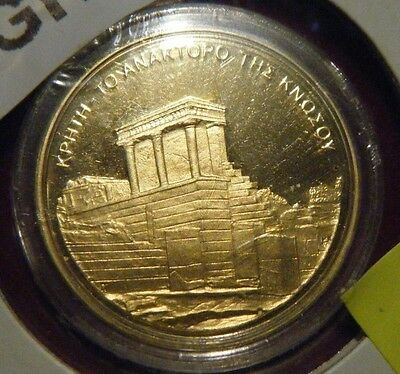 2004 Greece Athens Olympics 10g 999/1000 Gold 100 Euro Coin with Certificate
