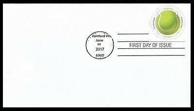 US 5209 Have a Ball Tennis FDC 2017