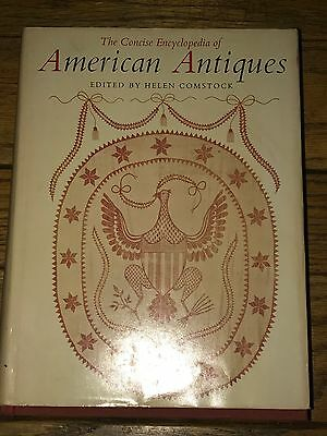 The Concise Encyclopedia of American Antiques.