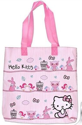 Hello Kitty Woodland Shopper Shopping Tasche Shoppingbag Shoppingtasche NEU