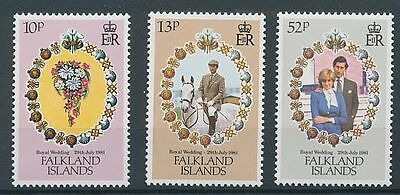 # Falkland Islands Nr. 326/28  Postfrisch
