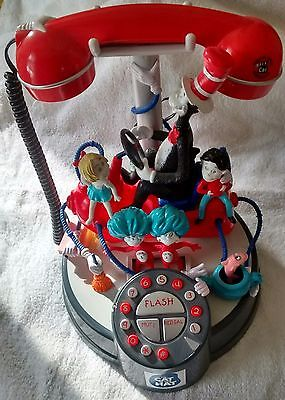 Dr. Seuss Cat in the Hat phone 2003 after the movie