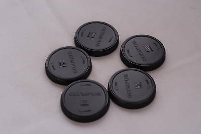 5 x Micro 4/3 Rear Lens Cap for Pananonic and Olympus