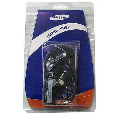 NEW OEM SAMSUNG  S20 Pin STEREO Dual Earbuds HEADSET FOR Epix™ SGH-I907 Genuine