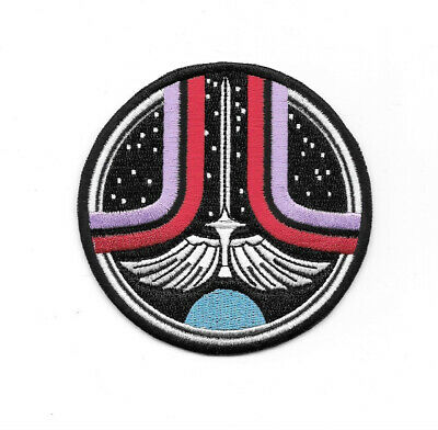 The Last Starfighter Movie Starfighters Logo Embroidered Patch, NEW UNUSED