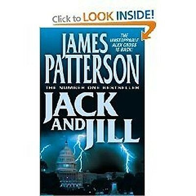 Jack and Jill, Good Condition Book, Patterson, James, ISBN 9780007833917