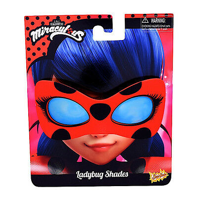 Miraculous Ladybug Sun Staches - Sunglasses - Sun Glasses fnt