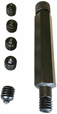 Transfer Screw Set More Accurate Than Transfer Punches by HHIP - 6 Piece 1/4-20