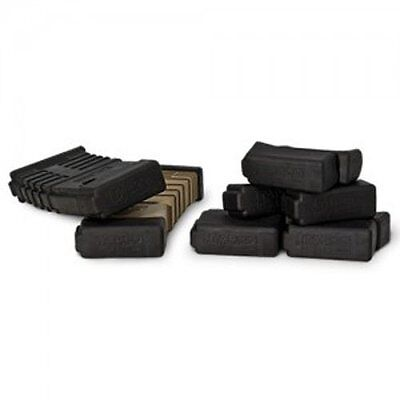 Flexible Rubber Intrafuse .223 Magazine Dust Covers for 30 Round Rifle 10 Pack