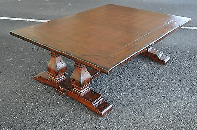 Hekman Havana Collection Servant Mahogany Coffee Table