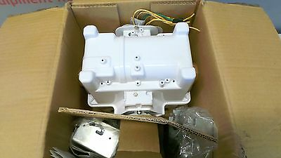 Hubbell BL-A400H8-WH Superbay Metal Halide Housing Ballast New
