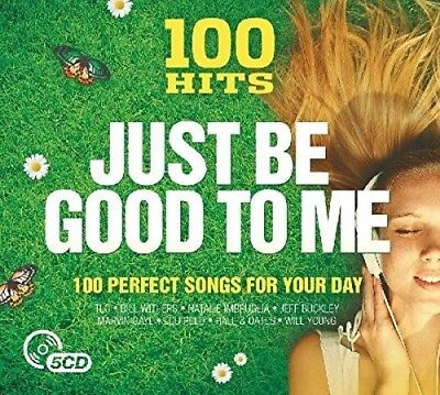 Various Artists - 100 Hits: Just Be Good To Me / Various [New CD] UK - Import