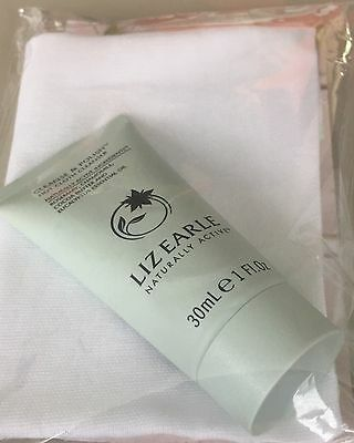 LIZ EARLE CLEANSE & POLISH 30ml with Cloth *BRAND NEW* 100% AUTHENTIC