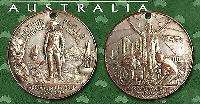 AUSTRALIA:- 150th anniversary of New South Wales medallion, dated 1938 ADP5658A