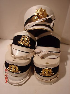 Lot 5 Marching Band Uniform Hats Cap Ostwald Small Size Elementary Middle School