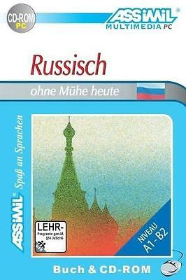 Assimil/Russisch/Lehrb. + CD-ROM