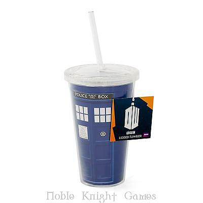 Underground Toys Doctor Who Doctor Who Tumbler Cup MINT
