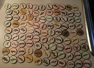 99 jell-o coins all cars look at the pictures