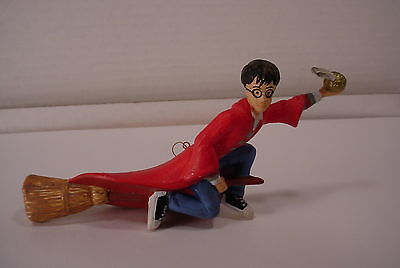 2000 Warner Bros Harry Potter Christmas Ornament