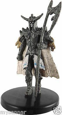 D&D Mini SCOURGE HELLKNIGHT PARALICTOR Pathfinder Dungeons & Dragons Miniature