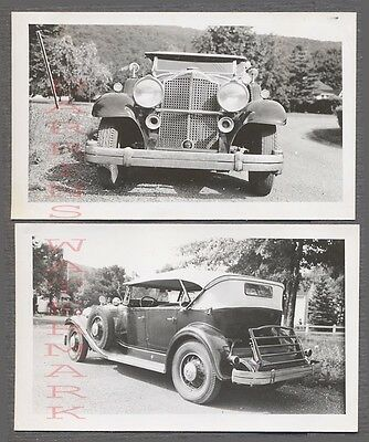 Vintage Car Photos 1932 Packard Automobile 773162