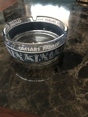 Vintage Old Las Vegas Caesars Palace Ashtray Clean Great Collectible Or For Use