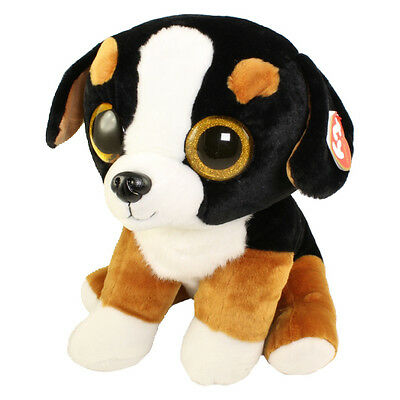 TY Classic Plush - ROSCOE (Large Size - 16 inch) - MWMTs Stuffed Animal Toy