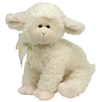 TY Classic Plush - SHEEPERS the Lamb (8.5 inch) - MWMTs Stuffed Animal Toy