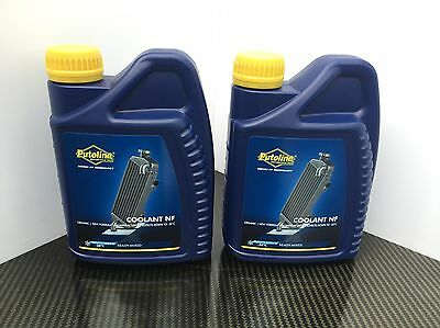 Putoline NF Coolant 2L Ready Mixed Motorcycle Service Coolant Radiator Fluid