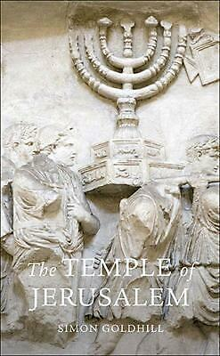 The Temple of Jerusalem by Simon Goldhill (English) Paperback Book Free Shipping