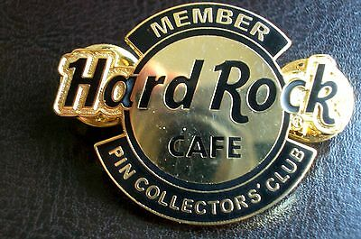 HRC Hard Rock Cafe Online 6th Year Member HRCPCC Logo 2012 LE