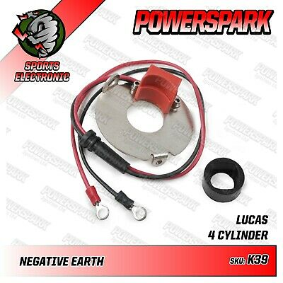 Negative Earth E93A Electronic Ignition Kit Ford Pop Side Valve 103E YE-12100-B