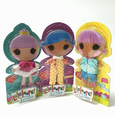 3x NEW FASHION PAJAMAS/WINTER COAT/PLAY COTHES LALALOOPSY FULL SIZE DOLL CLOTHES