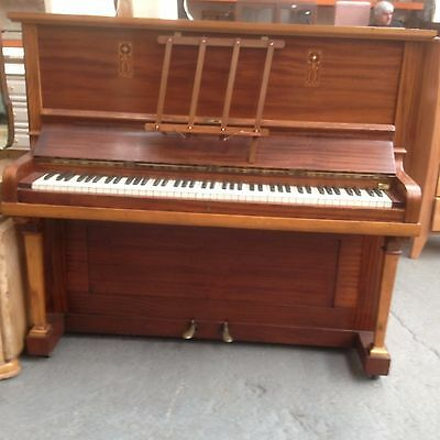 "UPRIGHT PIANO  57"" wide"
