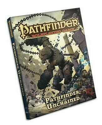 Pathfinder Roleplaying Game: Pathfinder Unchained by Jason Bulmahn (English) Har