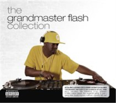 Various Artists-The Grandmaster Flash Collection  (UK IMPORT)  CD NEW