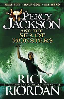 Percy Jackson and the Sea of Monsters (Book 2),New Condition