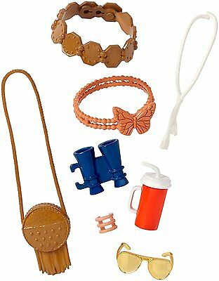 Barbie Fashion Accessory Pack - Sightseeing - DWD70 - NEW