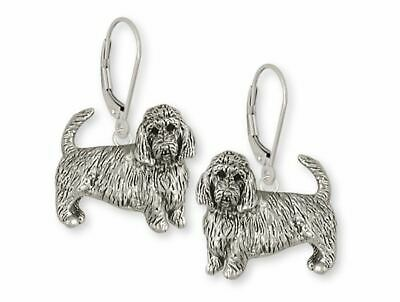 Pbgv Petit Basset Griffon Vendeen Earrings Jewelry Silver Handmade Dog Earrings
