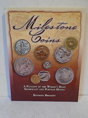 Milestone Coins Significant and Popular World Money by Bressett hardcover