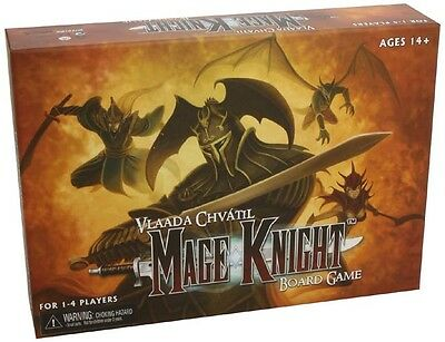 Mage Knight Board Game - Vlaada Chvatil (New)