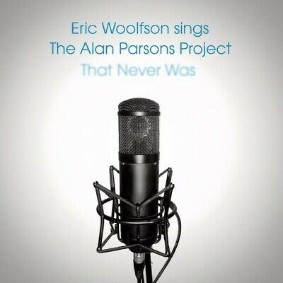 Eric Woolfson - Woolfson Sings the Alan Parsons Project That Never [New CD] UK -