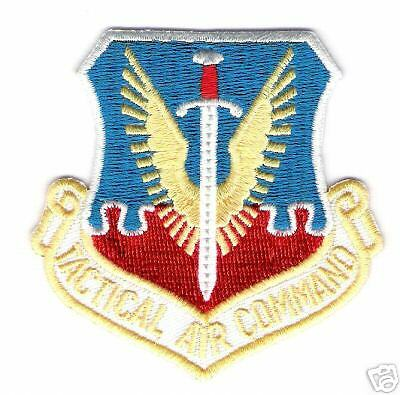 Military Patch-Usaf Tactical  Air Command