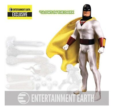 MZ76211: Mezco Space Ghost GITD One:12 Collective Action Figure - EE Exclusive