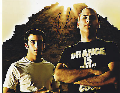 Aly And Fila Signed Autographed Edm Trance Dance Music 8X10 Photo  Proof