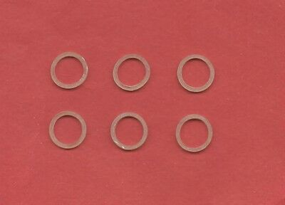 Hornby Dublo Traction Tyres Packet of 6
