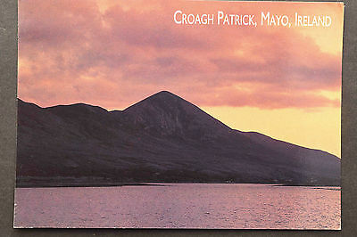 Irish Postcard ~ Mayo ~ Croagh Patrick ~ John Hinde Ltd